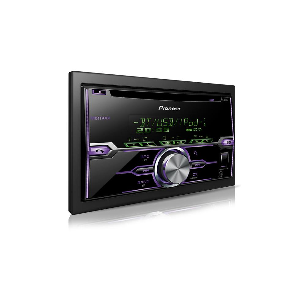 Double Din Pioneer FH-X720BT