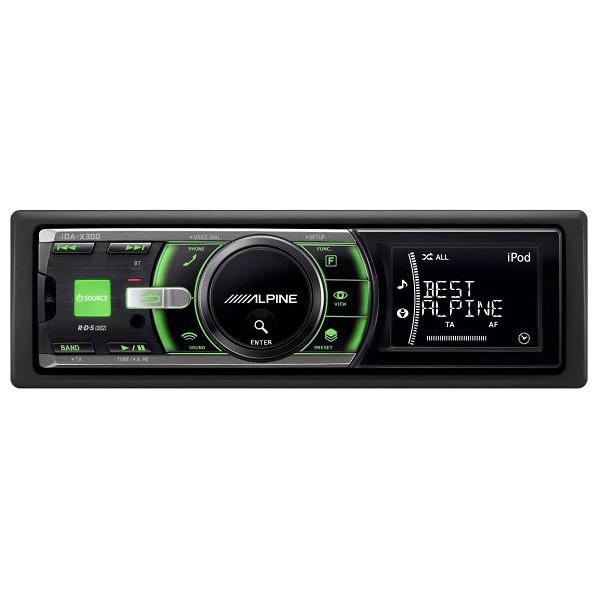 fabriek authentiek verkoop retailer nieuw kopen Alpine Car Audio Systems IDA-X300 Media Receiver