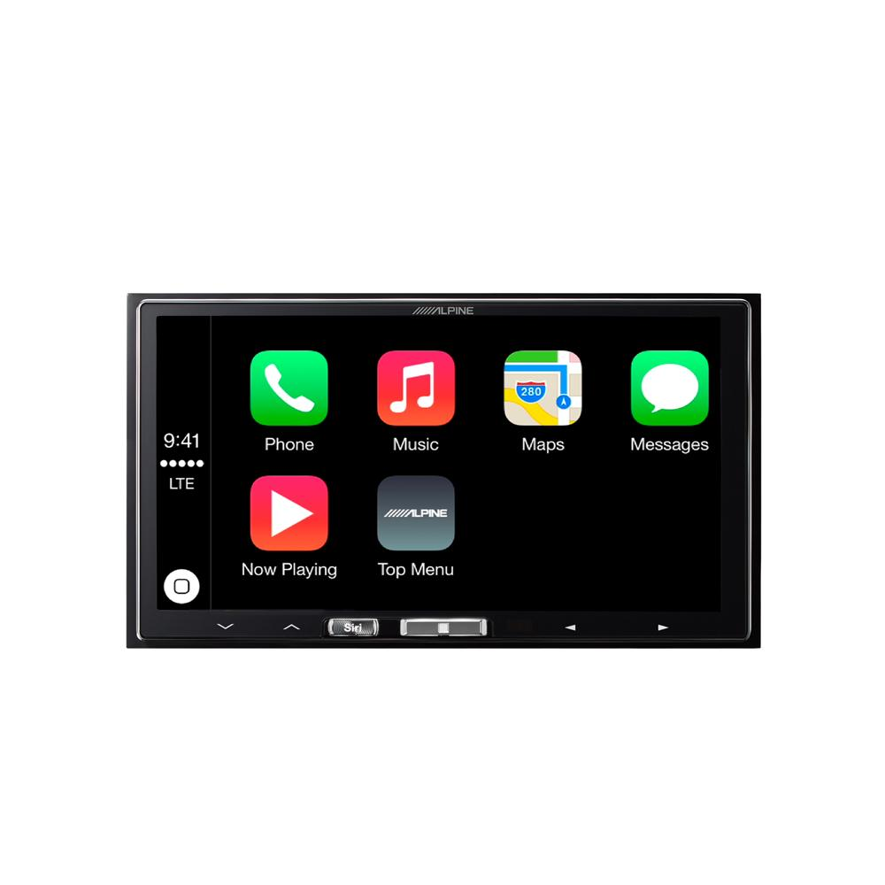 Double Din Screen Alpine Car Audio Systems iLX-700 1