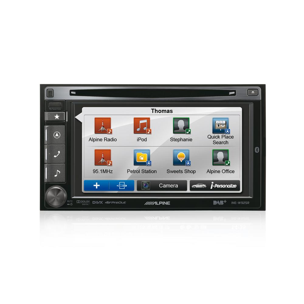 Double din car stereo with navigation and bluetooth review 11