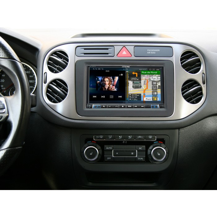Fixed Sat Nav Alpine INE-W997D 3