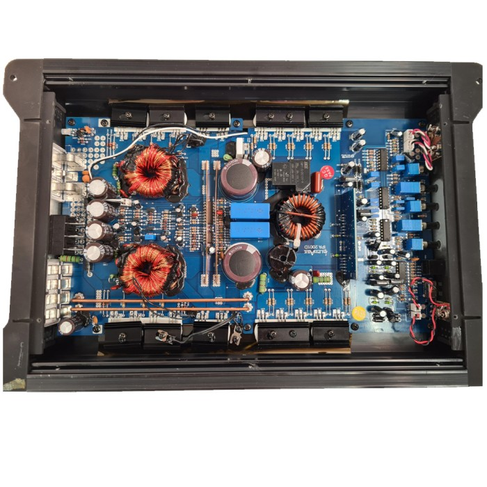 Monoblock / Digital (Class D) Amplifiers In Phase Car Audio IPA2001D 5