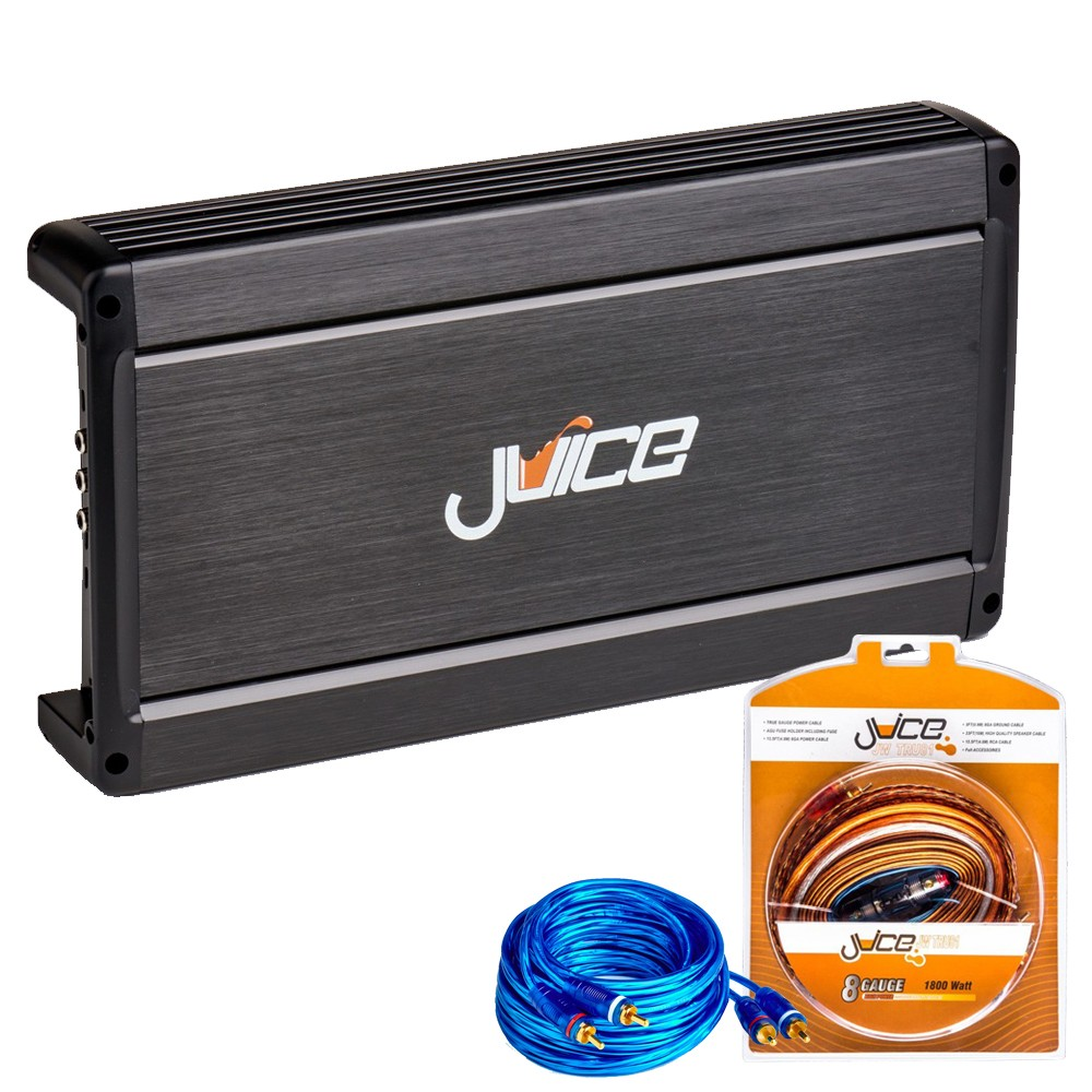 4 Channel Amplifiers Juice Car Audio JA1504
