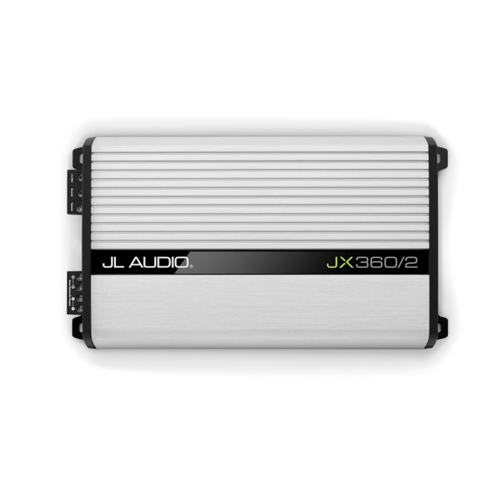 2 Channel Amplifiers JL Audio JX-360.2 1