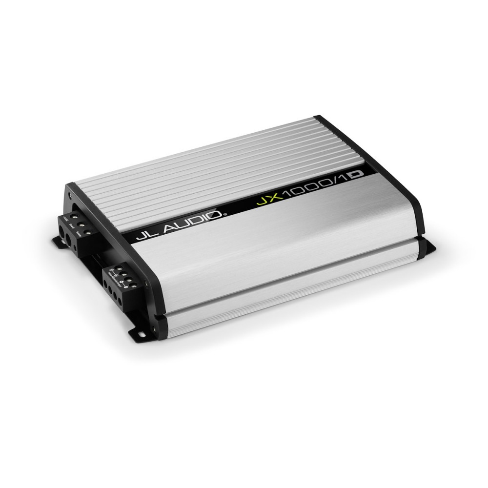Monoblock / Digital (Class D) Amplifiers JL Audio JX-1000.1