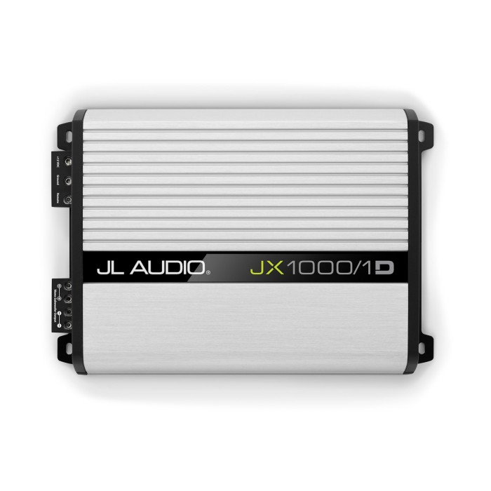 Monoblock / Digital (Class D) Amplifiers JL Audio JX-1000.1 1