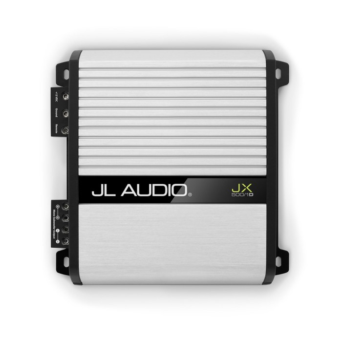 Monoblock / Digital (Class D) Amplifiers JL Audio JX-500.1 1