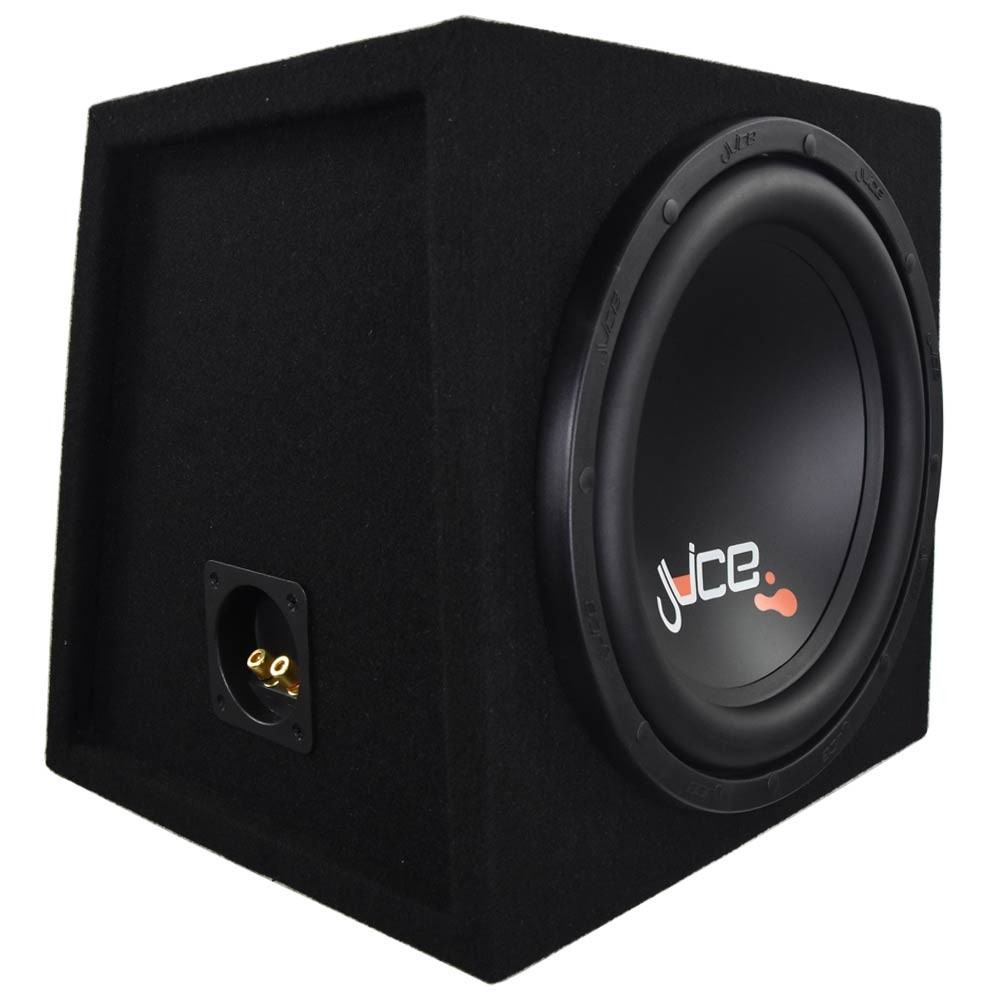 Sub and Amp Packages Juice Car Audio JS12 + BX12S