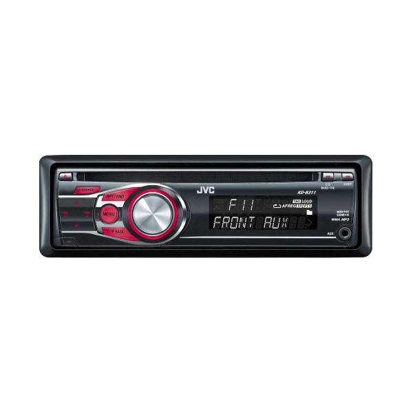 Jvc Kd R311 Cd Mp3 Wma Car Stereo Kd R311 From Jvc