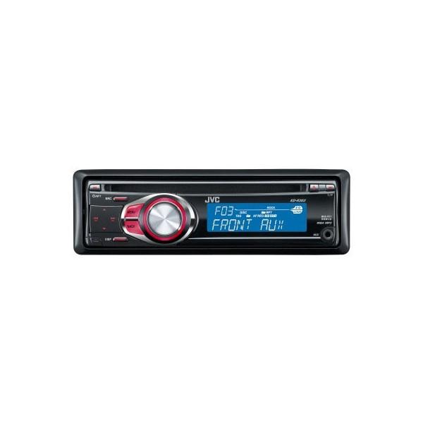 JVC KD-R303 CD / MP3 / WMA Car Stereo, Aux Input