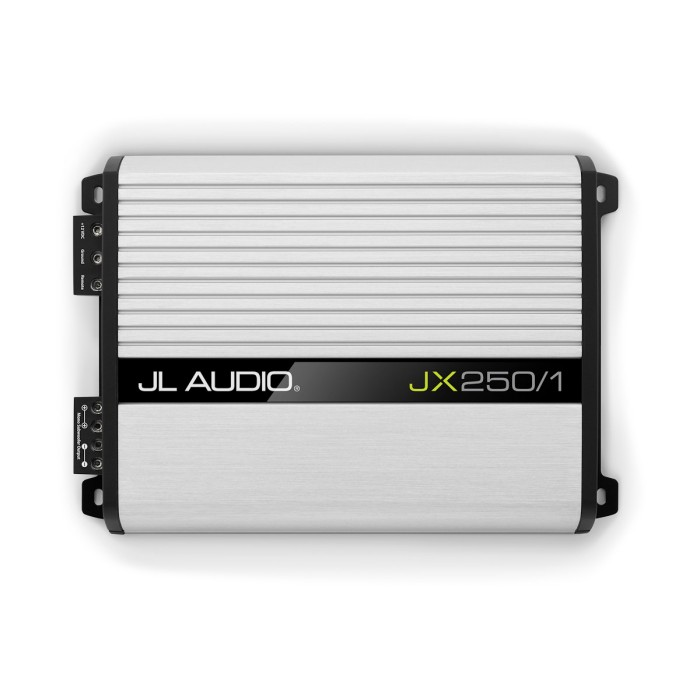 Monoblock / Digital (Class D) Amplifiers JL Audio JX-250.1 1