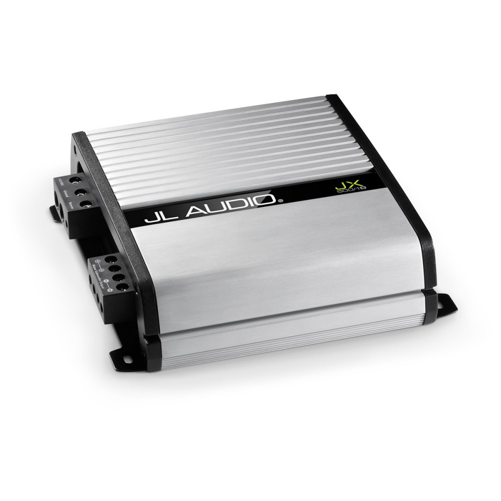 Monoblock / Digital (Class D) Amplifiers JL Audio JX-500/1D