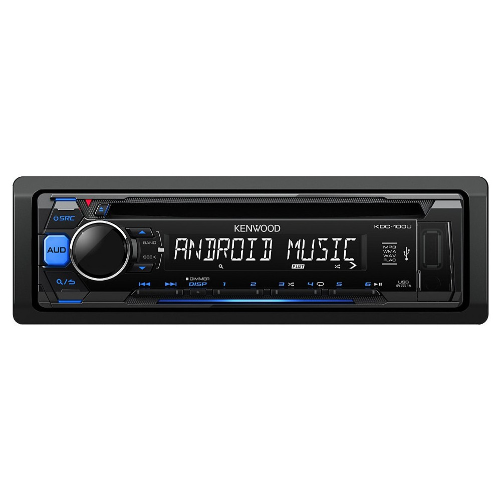 Aux in Kenwood KDC-100UB