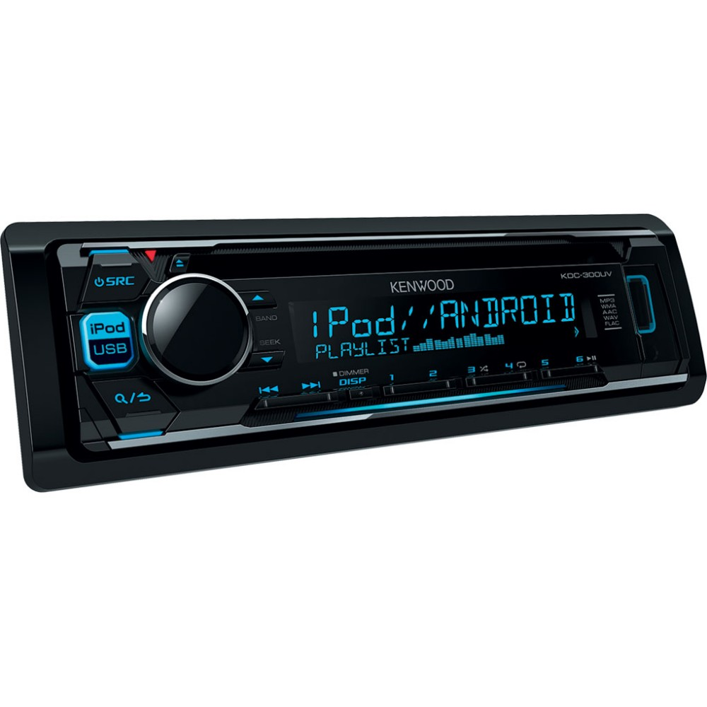 Made for iPod/iPhone Kenwood KDC300UV