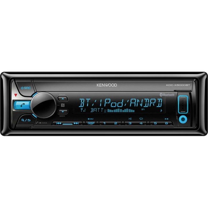 Bluetooth Kenwood KDC-X5000BT 1