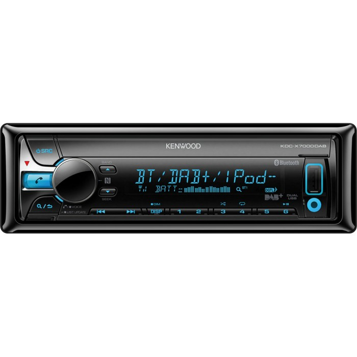 Made for iPod/iPhone Kenwood KDCX7000DAB 1