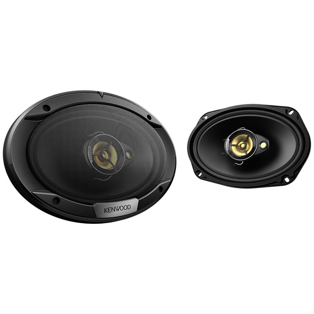 Kenwood Kfc S6976ex Stage Sound Series 6x9 Flush Mount 3 Way Speake Stereo Wiring Diagram For Surround Car Speakers