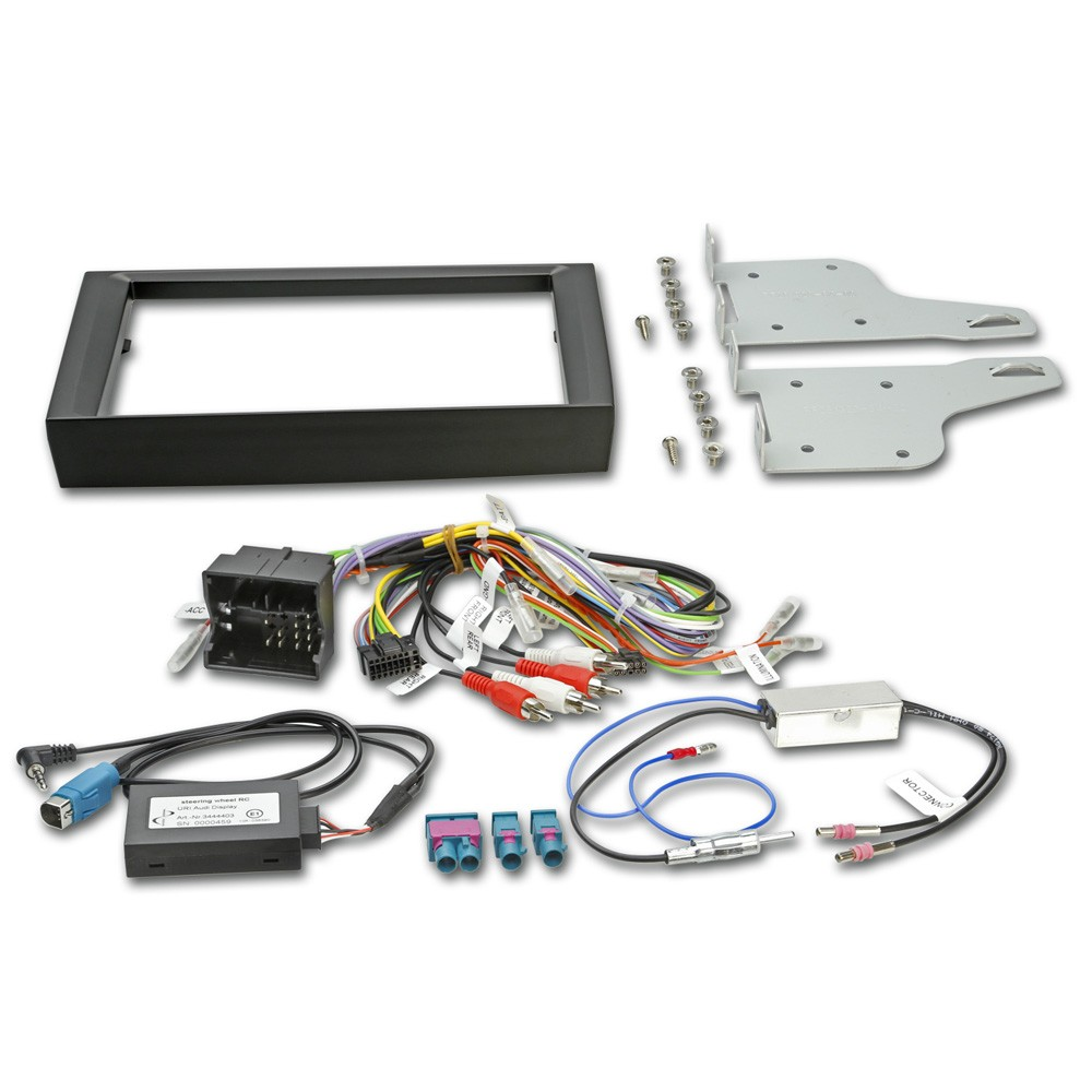 Car Specific Upgrades Alpine Car Audio Systems KIT-8A4D
