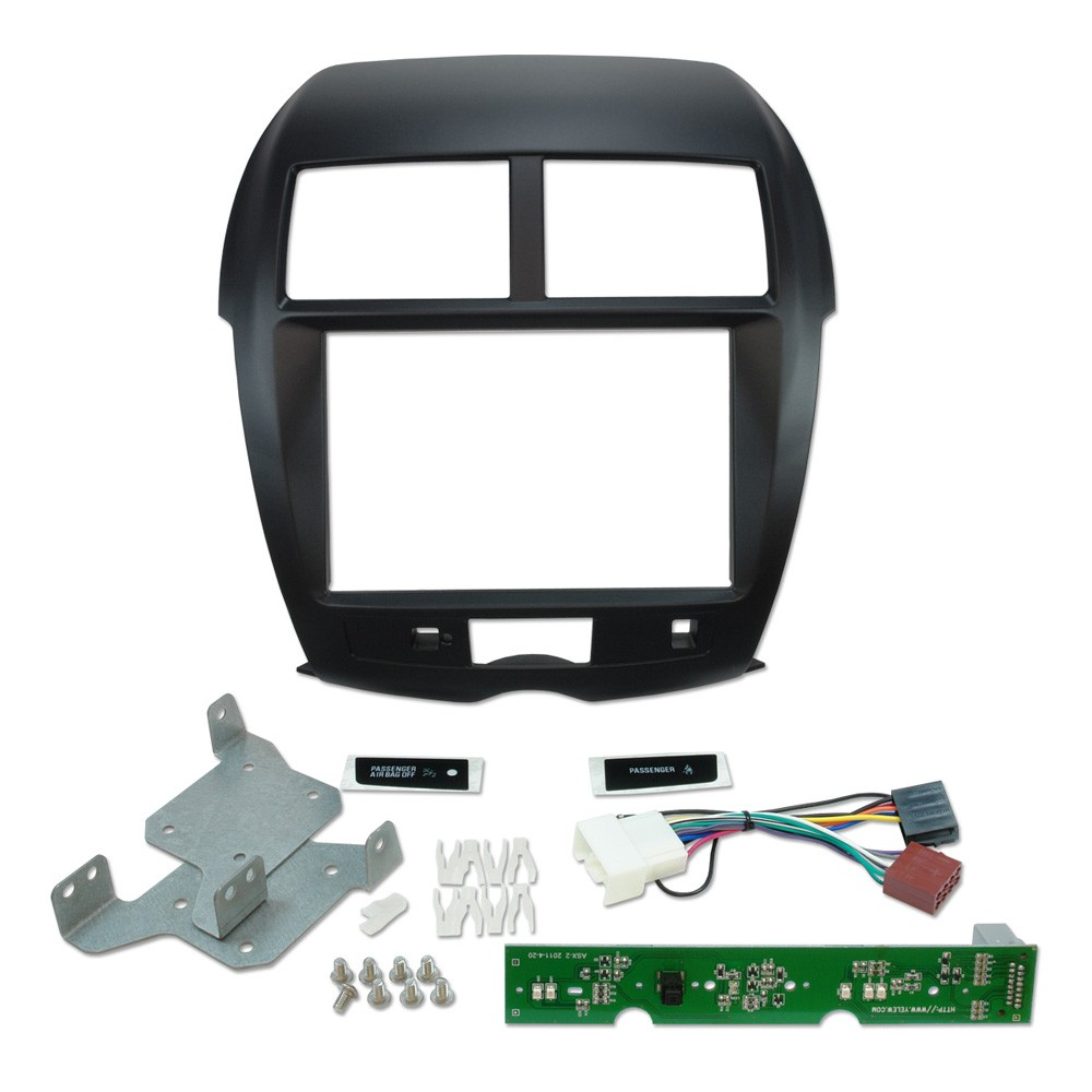 Car Specific Upgrades Alpine Car Audio Systems KIT-8ASX