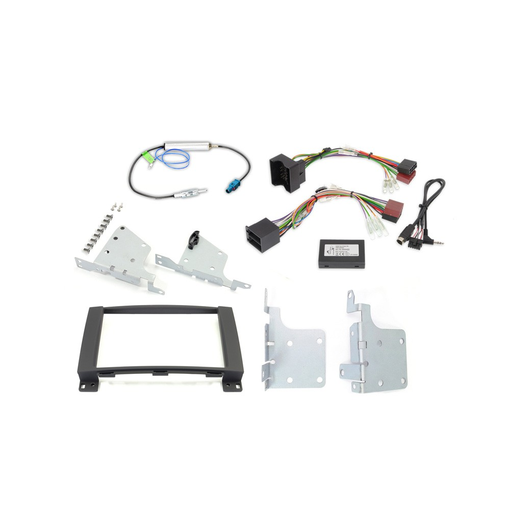 Car Specific Upgrades Alpine Car Audio Systems KIT-8MB
