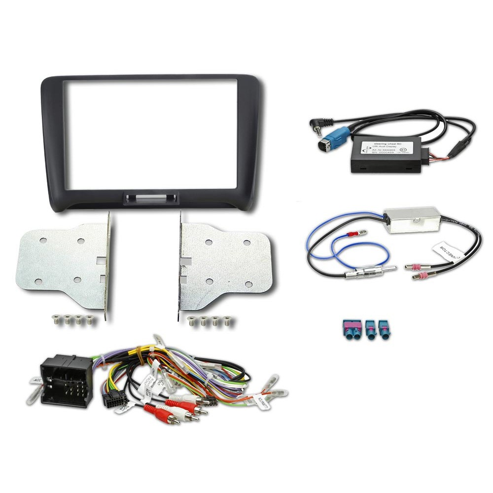 Car Specific Upgrades Alpine Car Audio Systems KIT-8TT