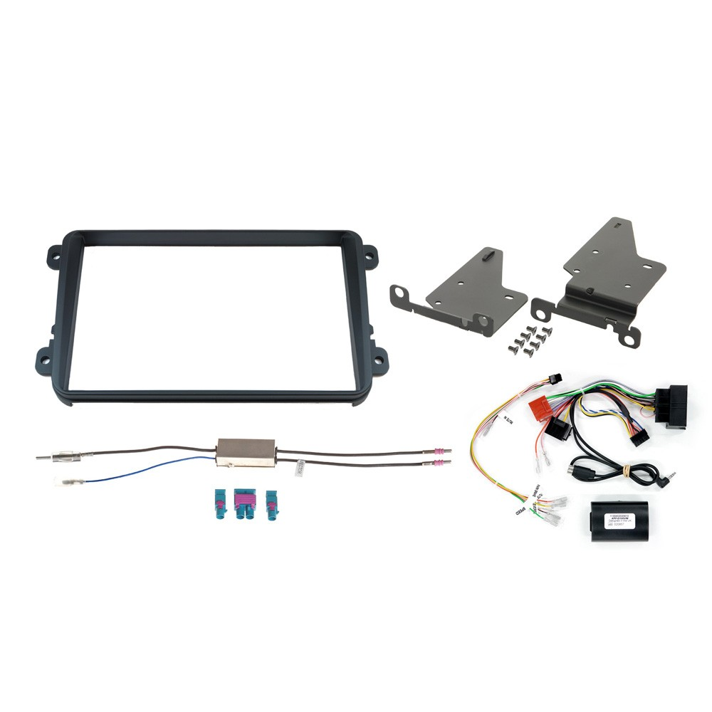Car Specific Upgrades Alpine Car Audio Systems KIT-8VWTD
