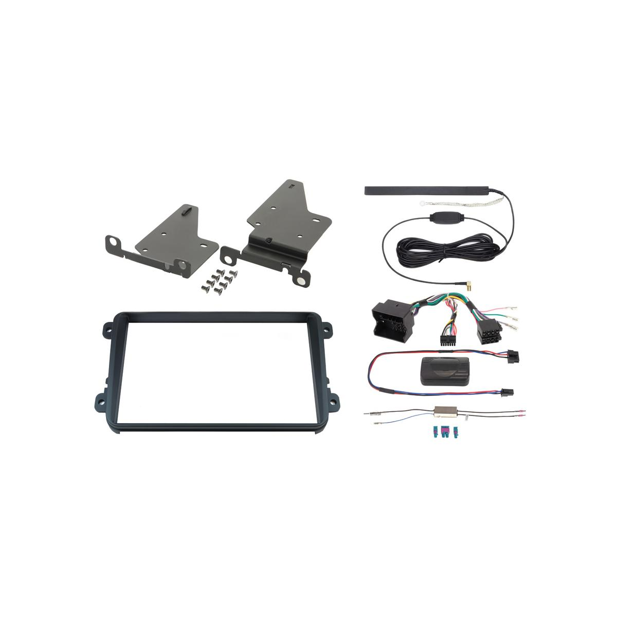 Car Specific Upgrades Alpine Car Audio Systems KIT-8VWTX