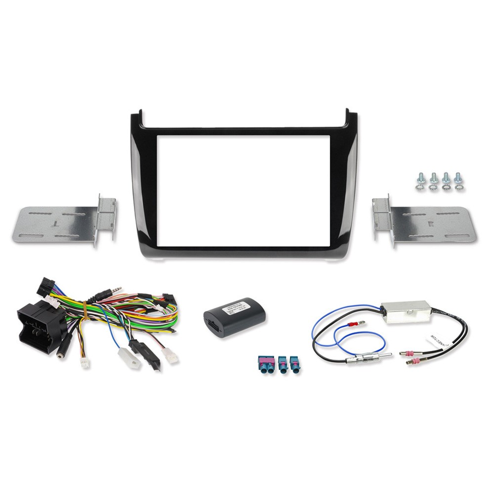 Car Specific Upgrades Alpine Car Audio Systems KIT-X802POLO