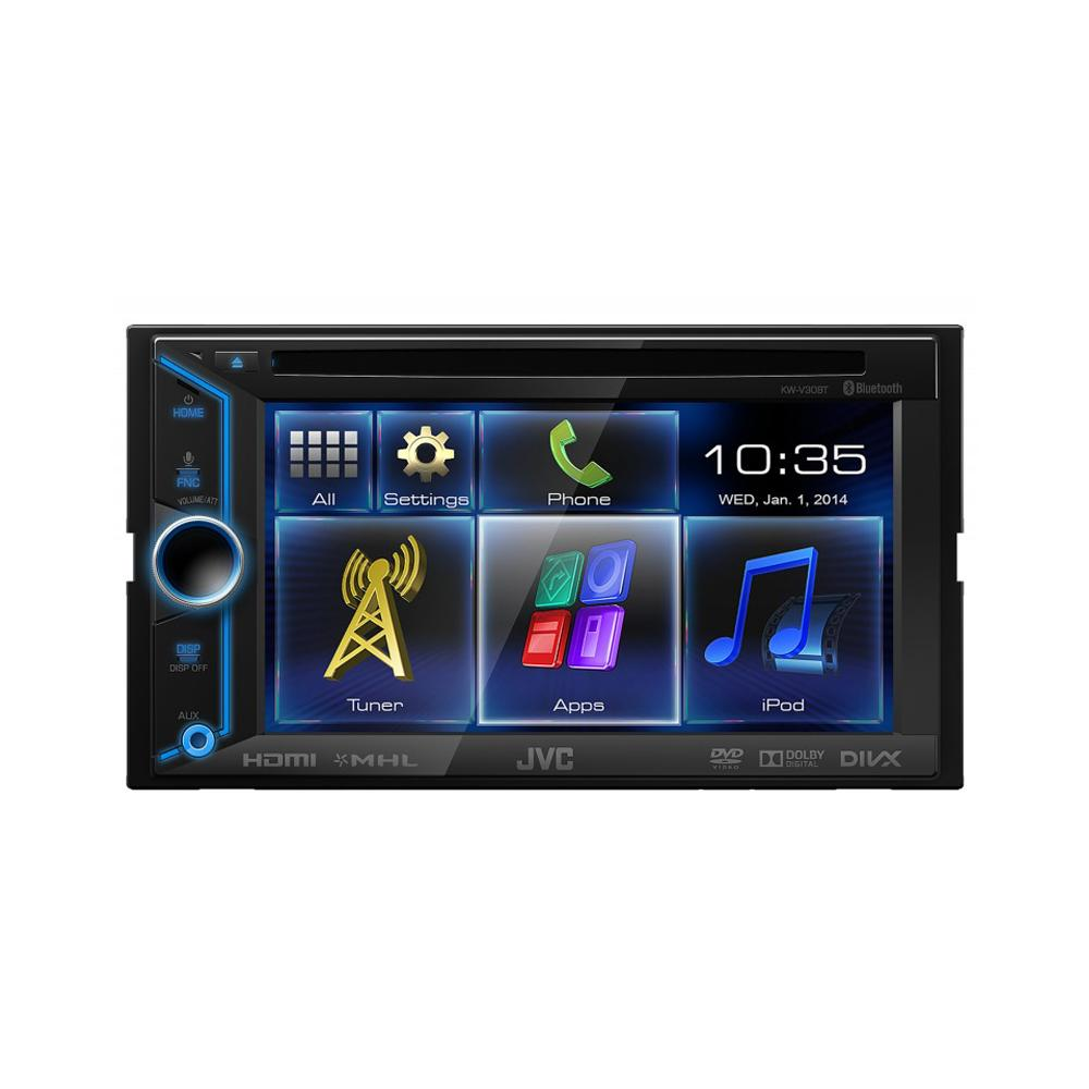 Double din screen JVC KW-V30BT 1