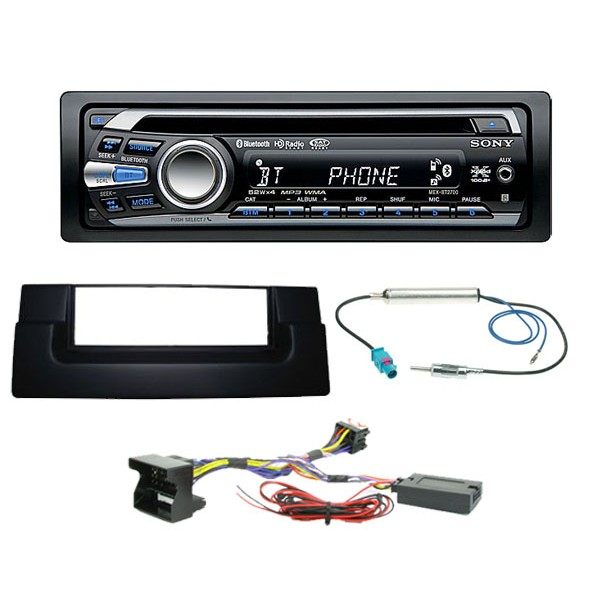 BMW 5 Series Sony MEX-BT2700U