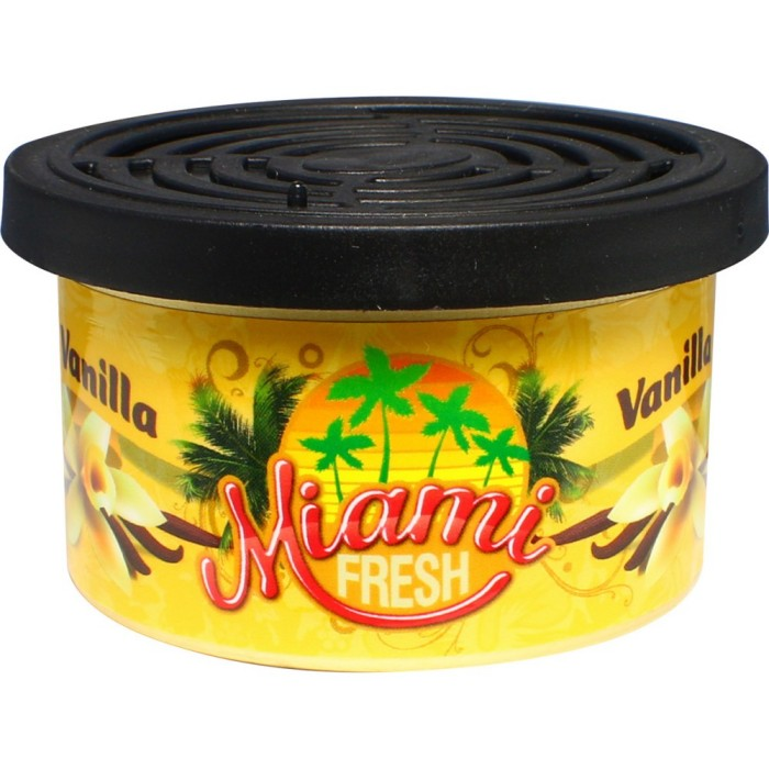 Car Care Miami Fresh MFC2