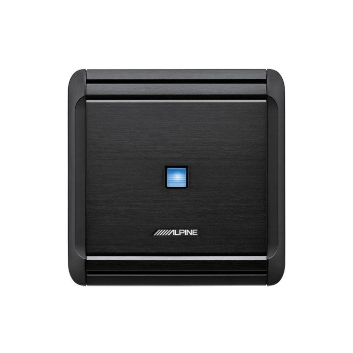 Monoblock / Digital (Class D) Amplifiers Alpine Car Audio Systems MRV-M500 1