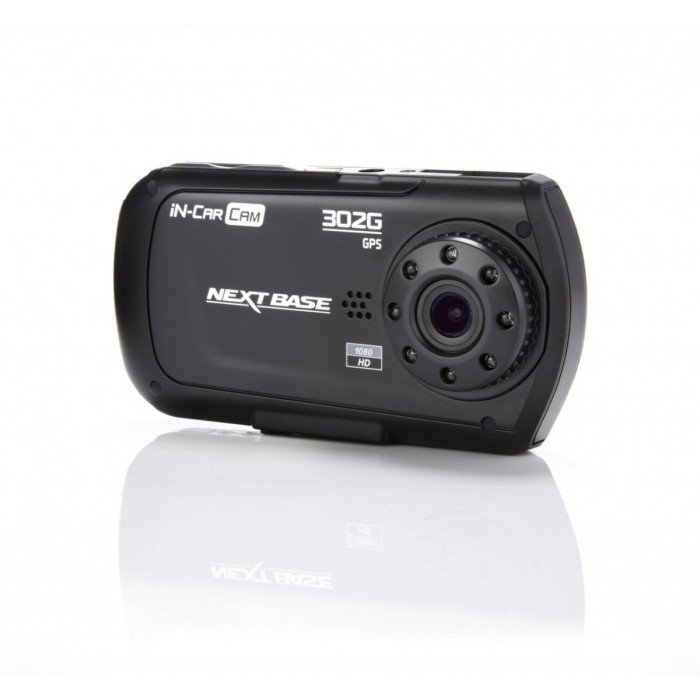 Next Base Dash Cams NBDVR302G Deluxe 1080p HD Dash Cam with GPS tracking -  B-Stock