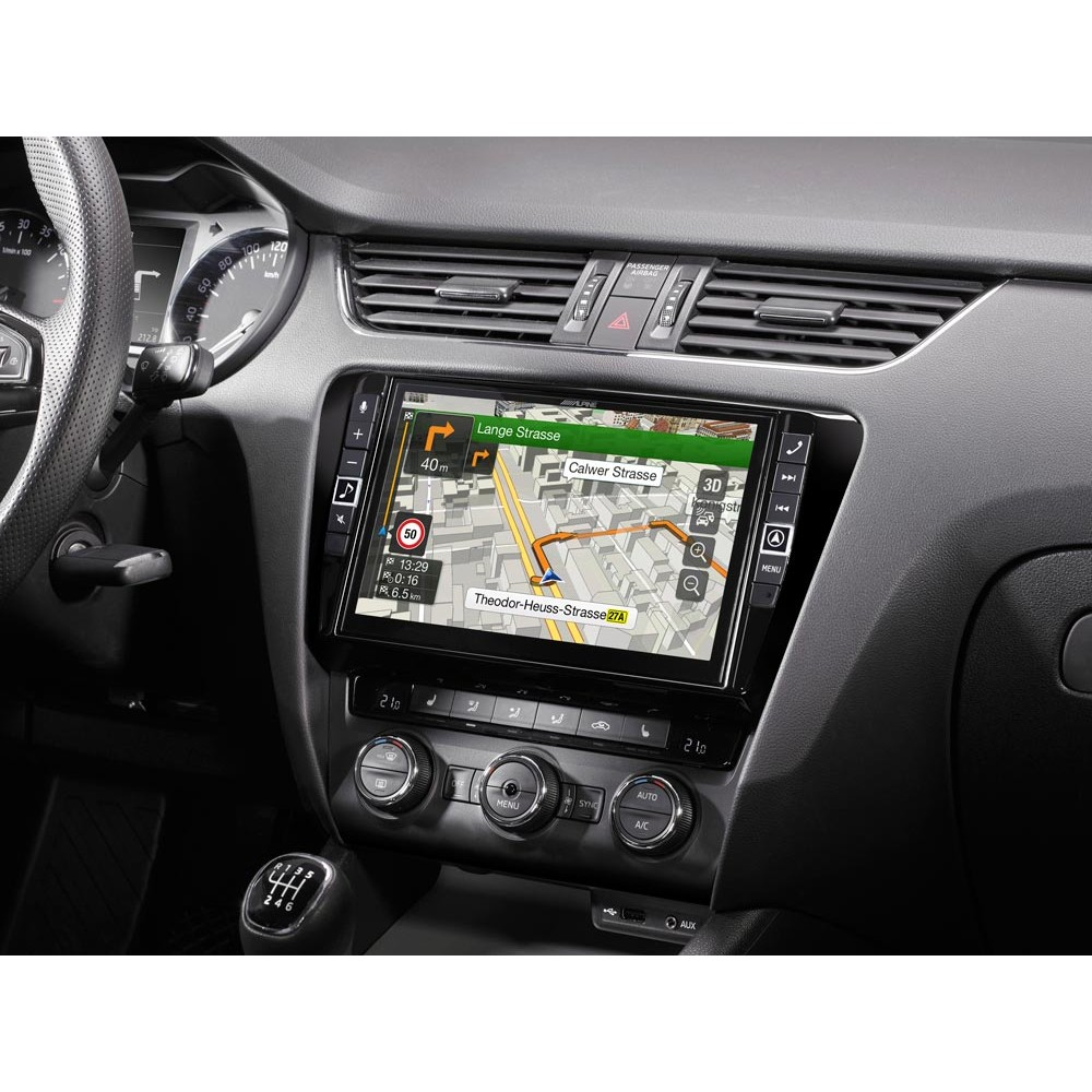 Pioneer Touch Screen Car Stereo Price