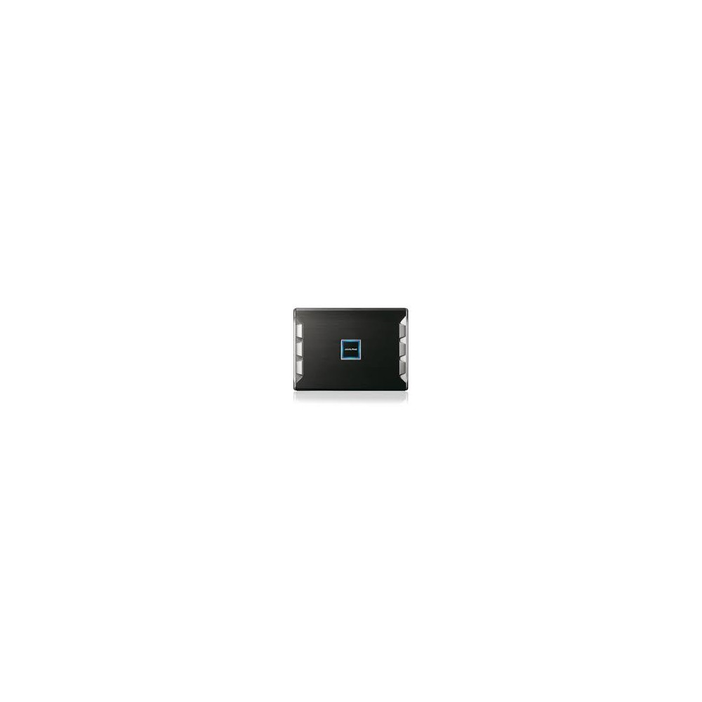 Alpine Car Audio Systems PDR-F50 1000W 4 Channel Power Amplifier