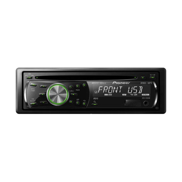 e5a1cbcb9 Pioneer DEH-2220UB CD   MP3 car stereo with USB - DEH-2220UB from ...