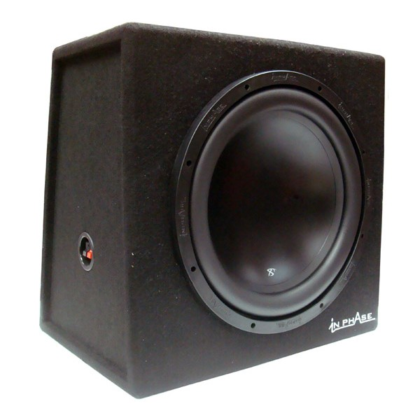 Sub and Amp Packages In Phase XT15  BX15S