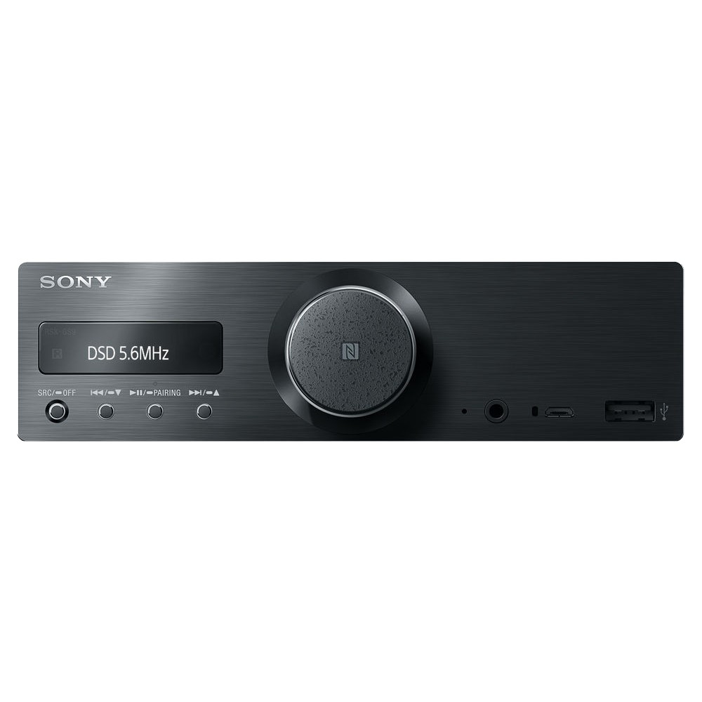 CD/MP3 Player Sony Car Audio RSX-GS9