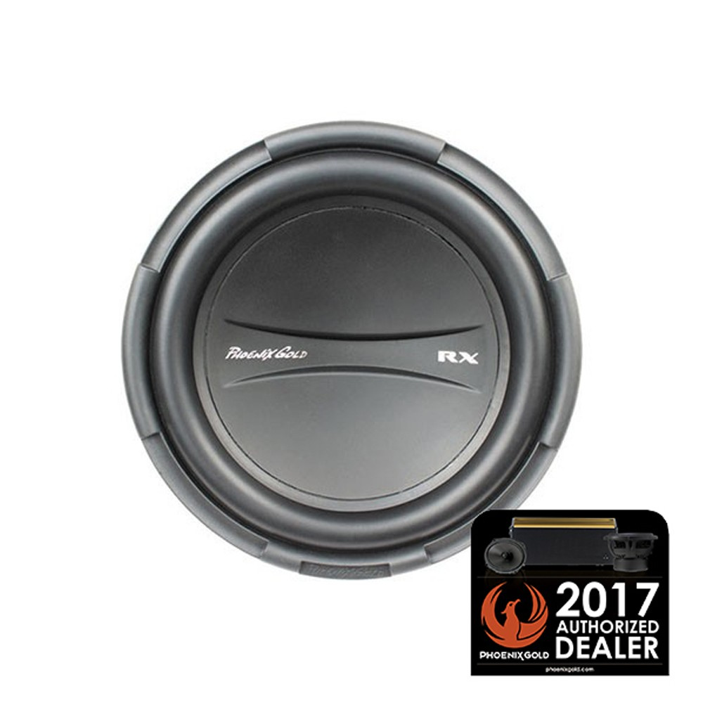 Sub Woofers Phoenix Gold Audio RX110