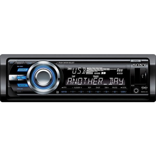 sony cdx gtu mp usb player cdx gtu from sony click here for image of sony cdx gt620u