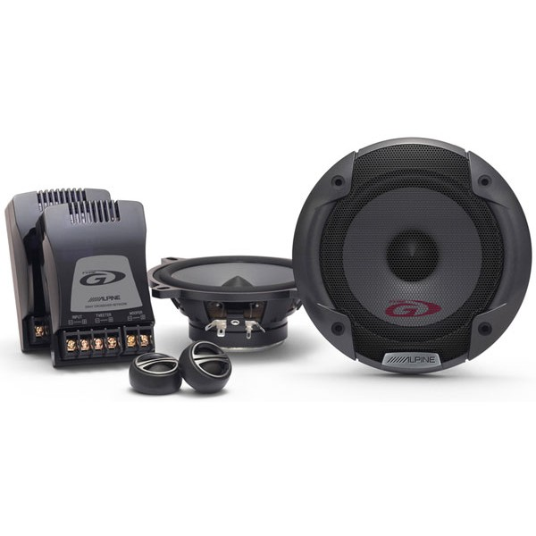 Car Speakers Alpine Car Audio Systems SPG-13CS