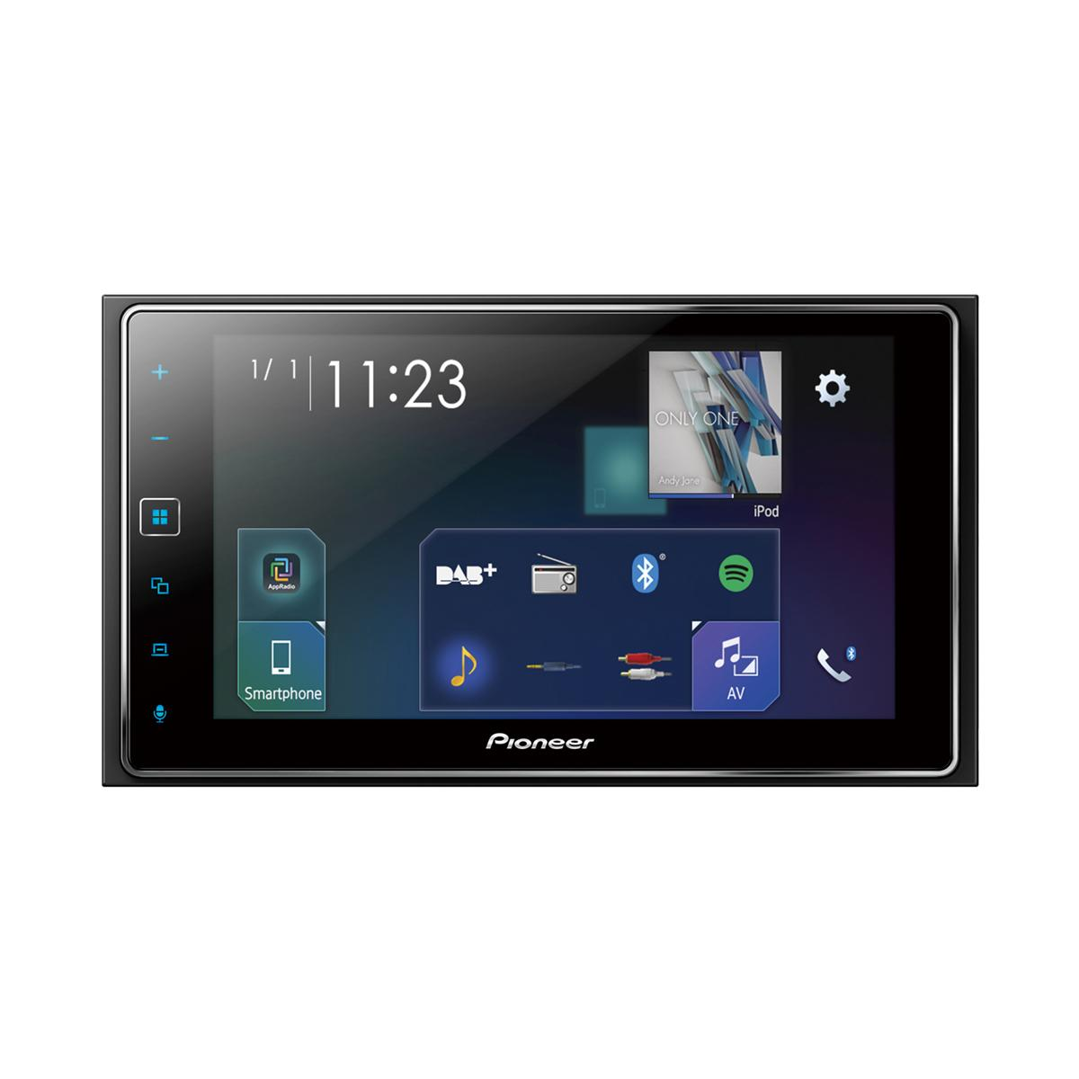 Double Din Screen Pioneer SPH-DA130DAB