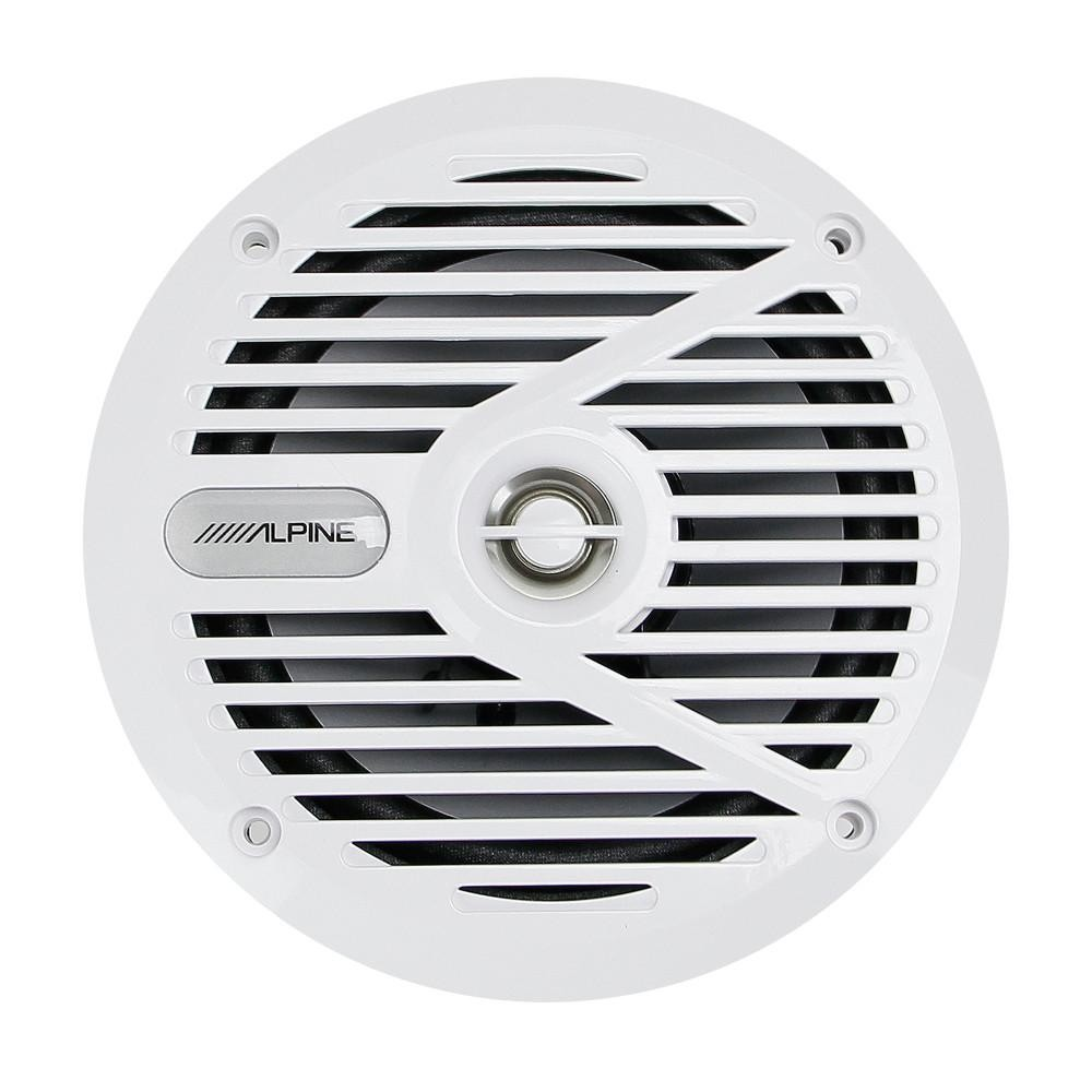 Marine Speakers Alpine Car Audio Systems SPS-M601W