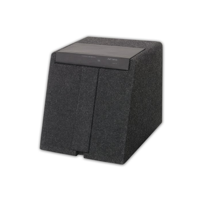Enclosed Subwoofers Alpine Car Audio Systems SWE-815 2
