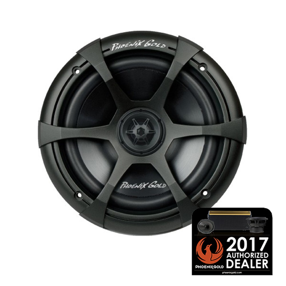 Car Speakers Phoenix Gold Audio SX6CX