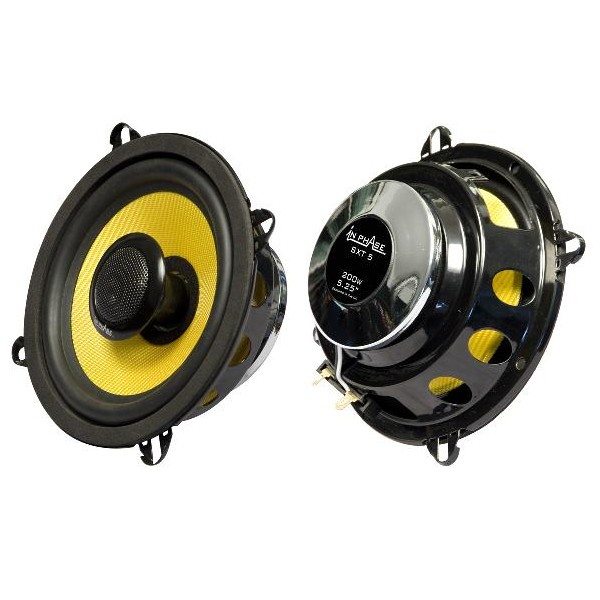 Car Speakers In Phase SXT5