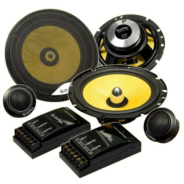 Car Speakers In Phase SXT6.1c