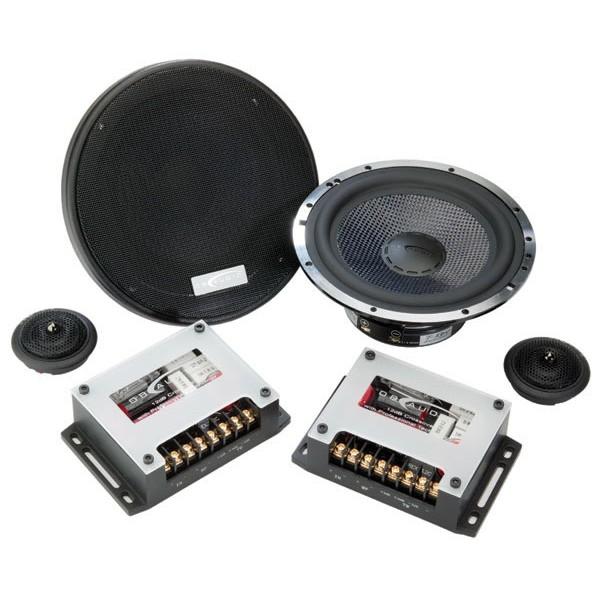 Car Speaker System >> Db Audio Systems T Rex 6 2c 250w 17cm 2 Way Component Speaker System