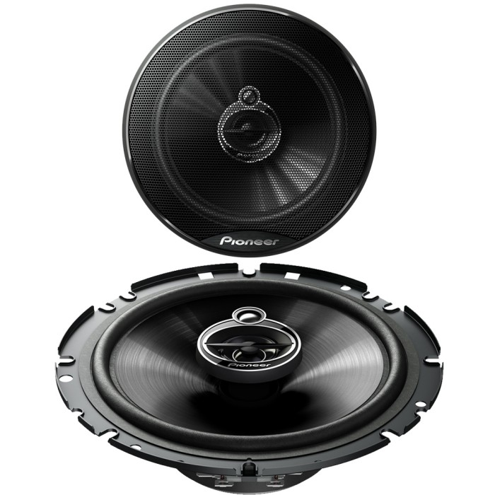 Car Speaker Upgrades Car Audio Centre TSE1702I + TSG1733i + JA794 + USW8 + JW81 1