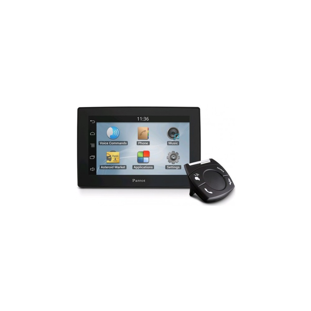 Road Safety Parrot Bluetooth Kits Asteroid Tablet
